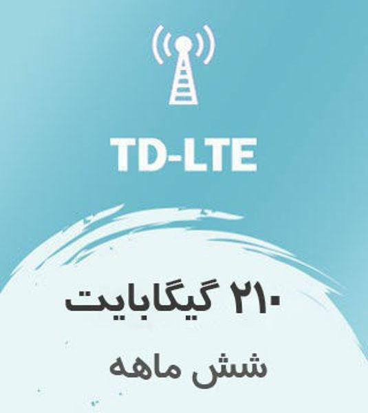 تصویر از اینترنت ثابت TD-LTE، شش ماهه 210 گیگ با سرعت ۱ تا ۴۰ مگ